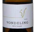 Vondeling Petit Blanc 2012