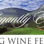 Elegantly Elgin Spring Wine Festival logo