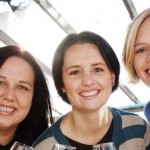 Bonny van Niekerk, Elize Coetzee and Anneli Viljoen (HR) 1 crop