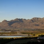 View from Koelfontein over the Ceres valley
