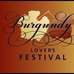 Burgundy Festival Logo Colour