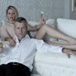 007 and his girl at 12 Apostles Hotel