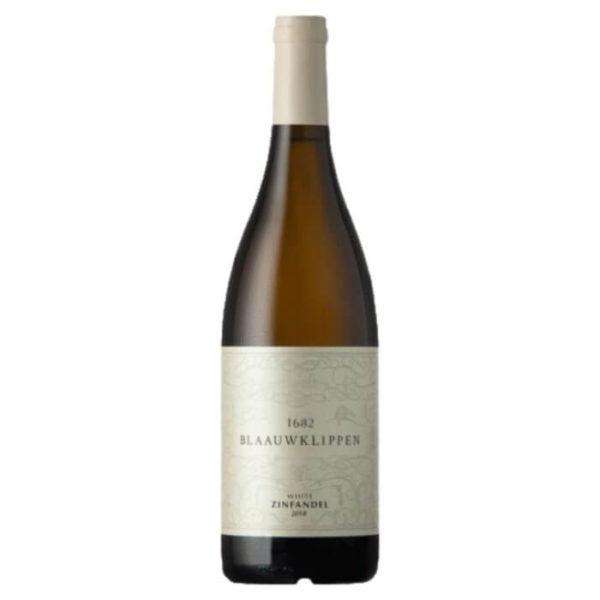 Blaauwklippen White Zinfandel 2019 Bottle