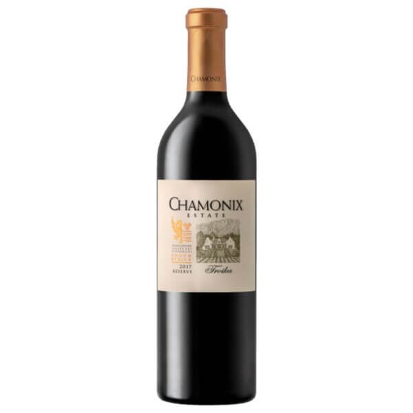 Chamonix Troika Reserve 2017 Bottle