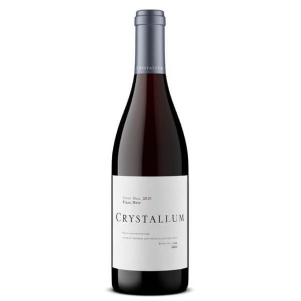 Crystallum Peter Max Pinot Noir 2019 Bottle