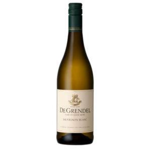 De Grendel Sauvignon Blanc 2020 Bottle