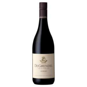 De Grendel Shiraz 2018 Bottle