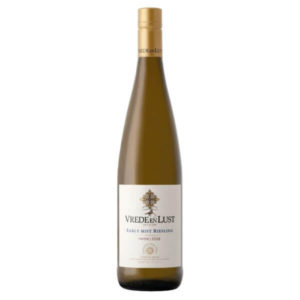 Early Mist Riesling 2018 by Vrede en Lust Bottle