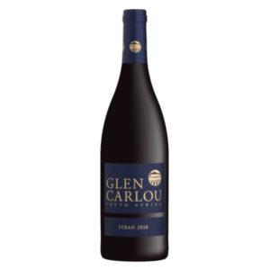 Glen Carlou Syrah 2018 Bottle