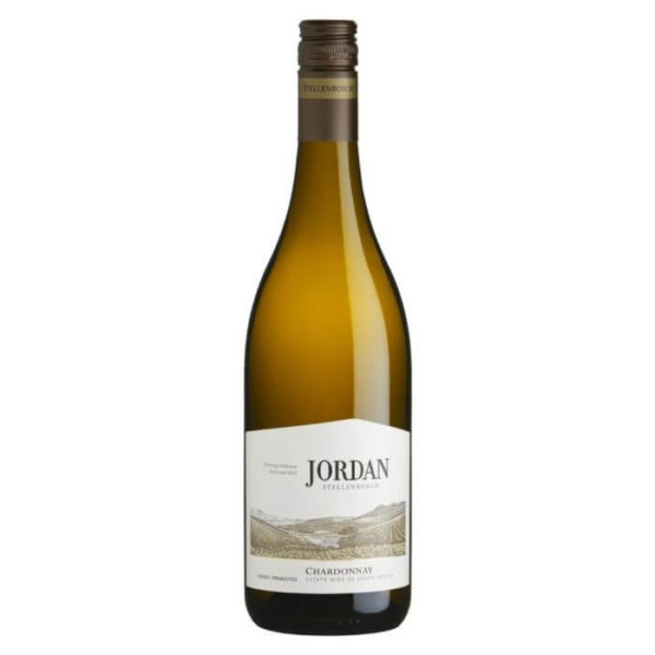Jordan Barrel Fermented Chardonnay 2018 Bottle
