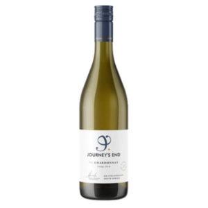 Journeys End Chardonnay 2018 Bottle