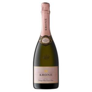 Krone Brut Rose 2018 Bottle
