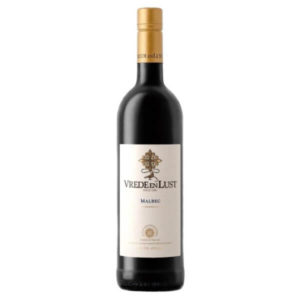Malbec 2019 by Vrede en Lust Bottle