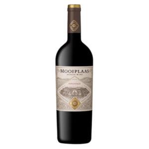 Mooiplaas Pinotage 2019 Bottle