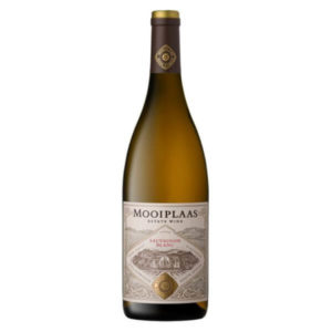 Mooiplaas Sauvignon Blanc 2019 Bottle