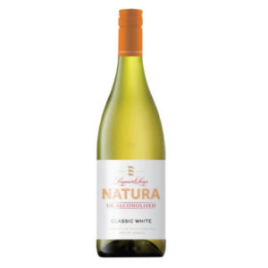 Natura De Alcoholised White NV by Leopards Leap Bottle