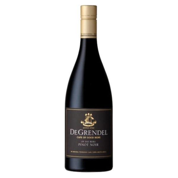 Op Die Berg Pinot Noir 2017 by De Grendel Bottle