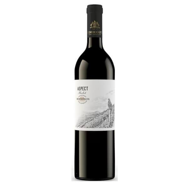 Remhoogte Aspect Merlot 2016 Bottle