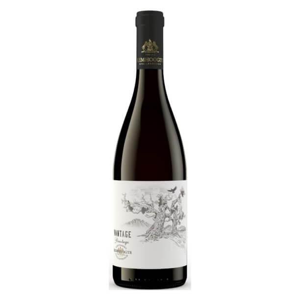 Remhoogte Vantage Pinotage 2017 Bottle