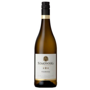Simonsig Chardonnay 2018 Bottle