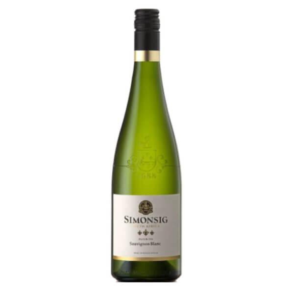 Simonsig Sunbird Sauvignon Blanc 2020 Bottle