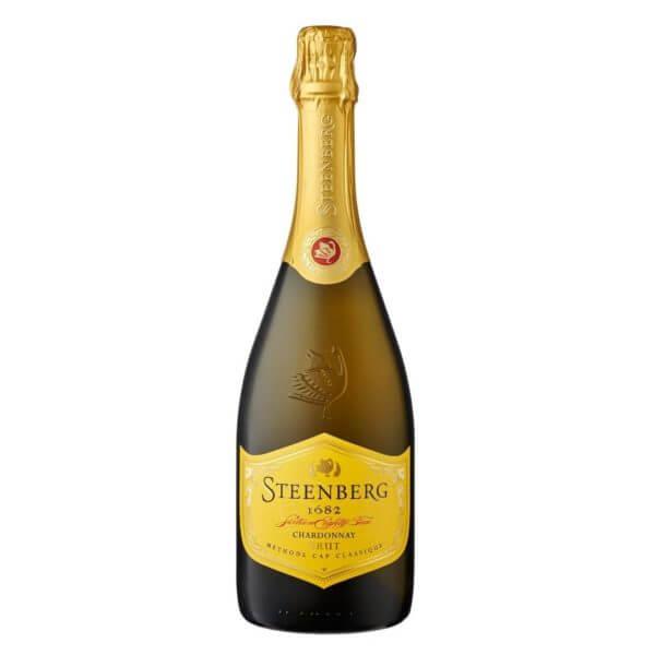 Steenberg 1682 Chardonnay Brut NV Bottle