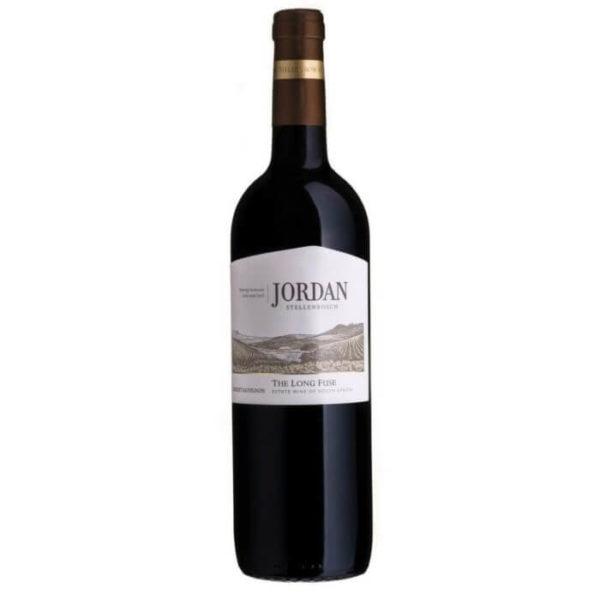 The Jordan Long Fuse Cabernet Sauvignon 2017 Bottle